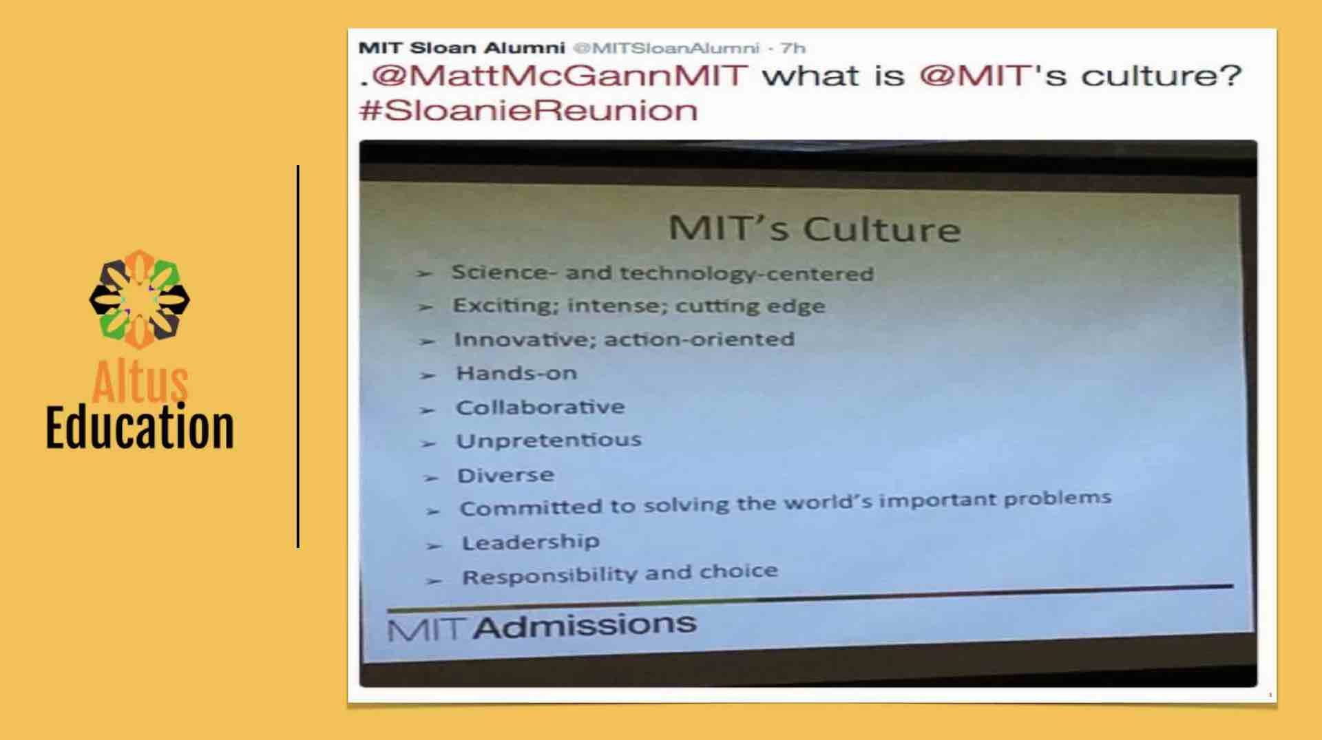 MIT Culture