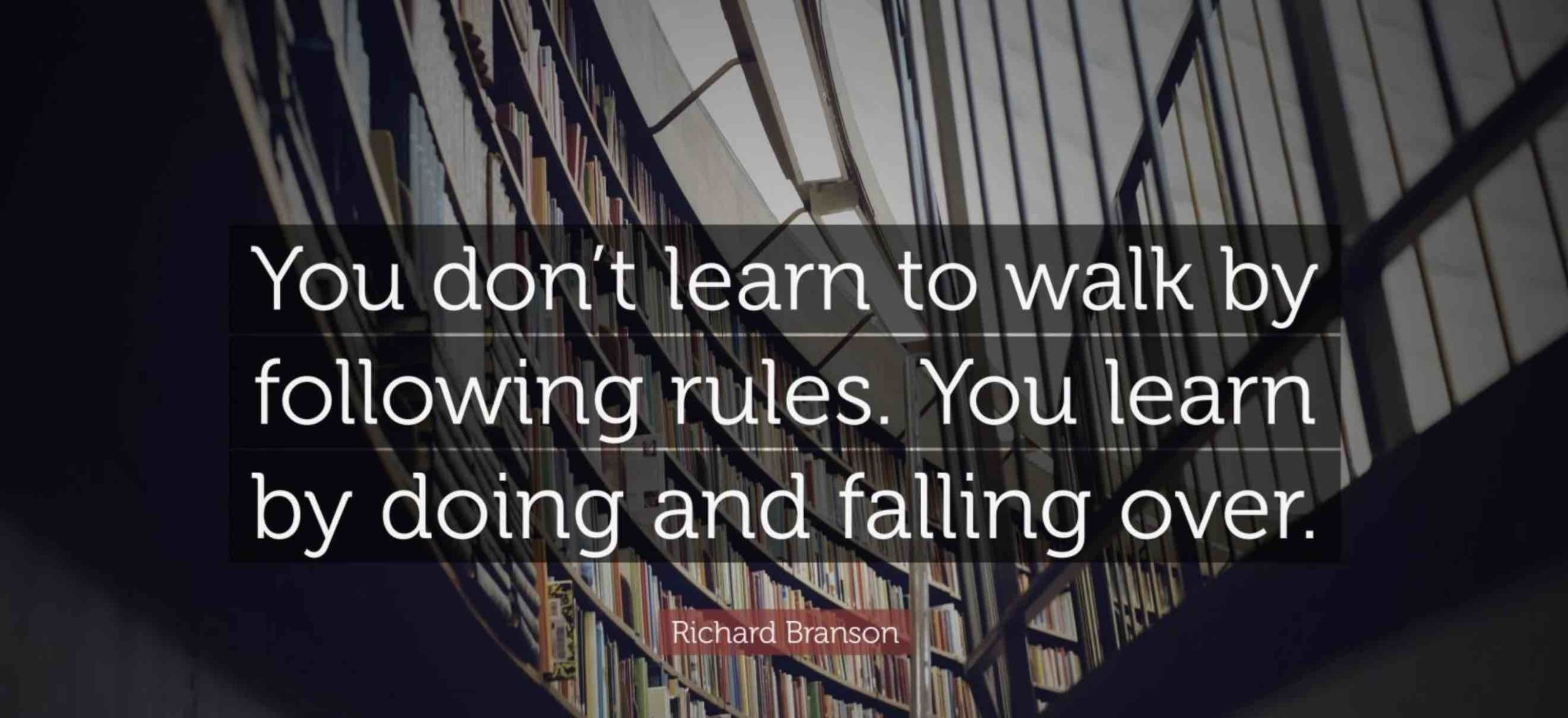 Richard Branson Quote on Life and Success