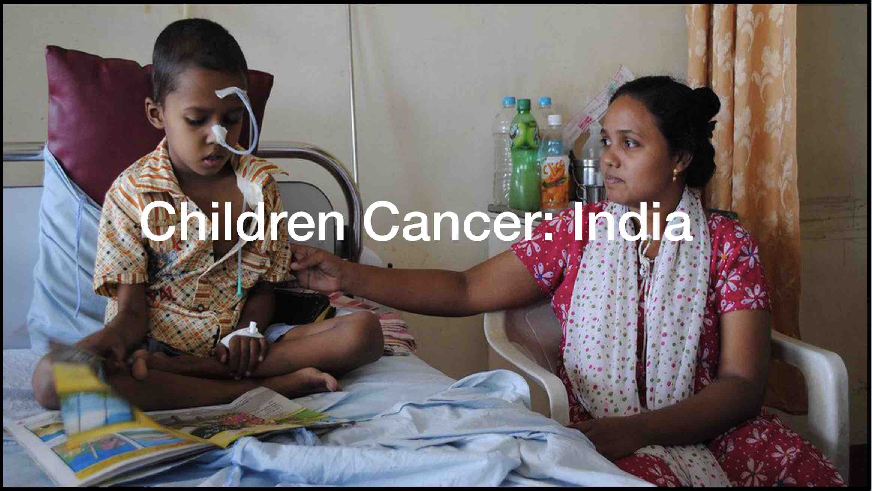 Addressing Cancer in Children in India